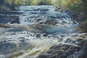 Cascades à Kinsey Falls