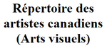 Répertoire canadien des artistes en arts visuels
